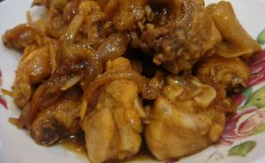 Resepi Ayam Masak Halia Yang Ringkas