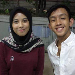 Adakah Ini Foto Fatin Husna Dan Boyfriend