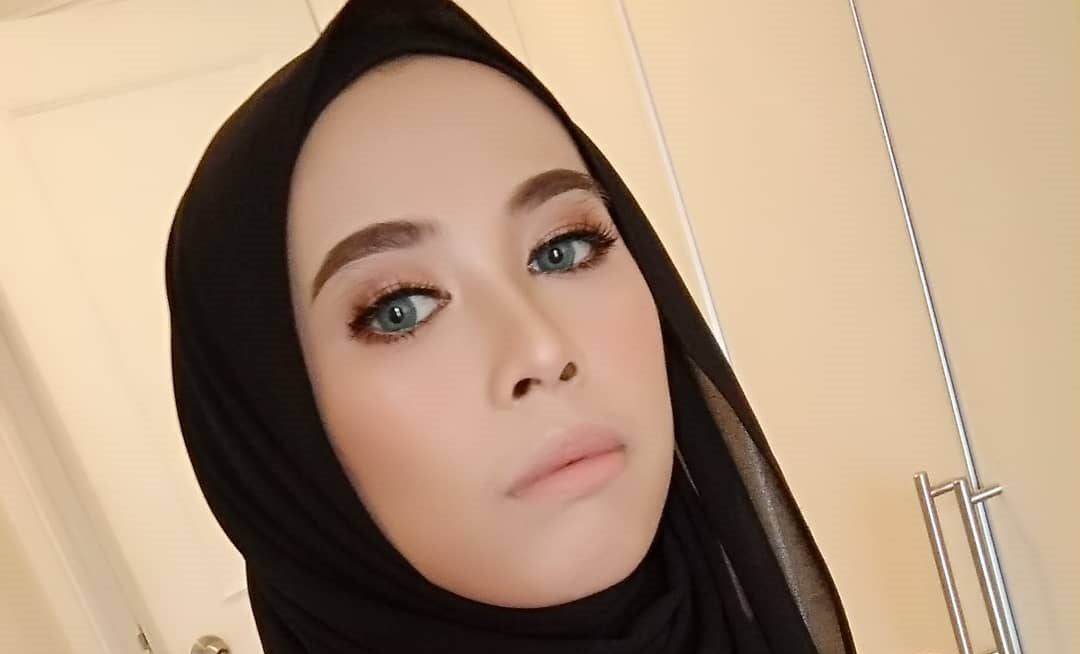 Fatin Husna Makeup Makeover