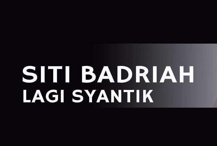 Lagi Syantik