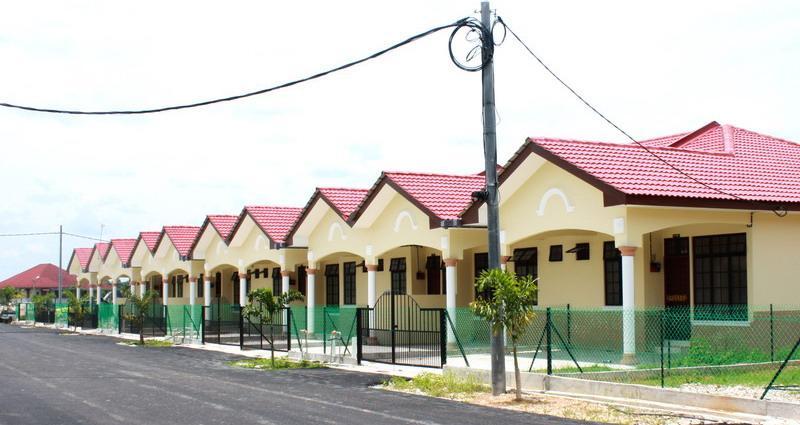 Rumah Mampu Milik RMM