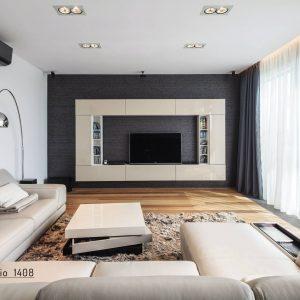 Dekorasi TV Untuk Ruang Besar