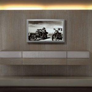 Idea Rak TV Paling Simple