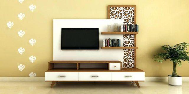Idea Dekorasi Rak TV Yang Cantik dan Moden