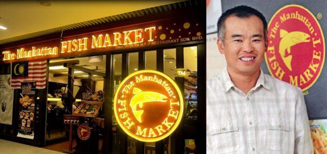 Kisah Jutawan George Ang, Lepas Manhattan Fish Market Kini A&W Pula!