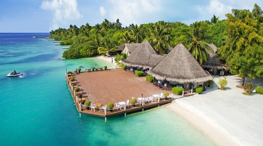 Melancong Maldives Pulau Cantik