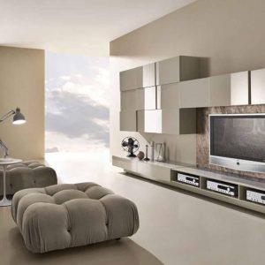 Model Rak TV Futuristik Dan Mewah
