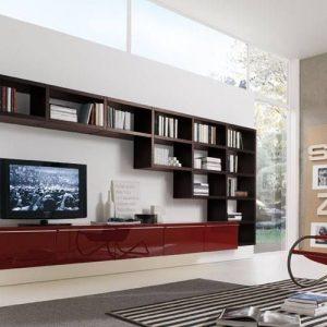 Model Rak TV Simple