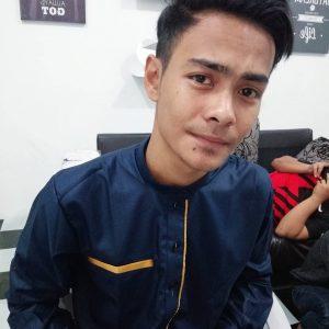 Alieff Irfan Handsome