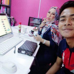 Alieff Irfan Dan Dato Seri Vida DSV