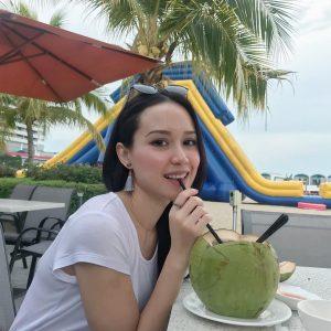 Gadis Sarawak Comel Doria Rachel Jolly