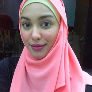 Wanna Ali Tanpa Makeup