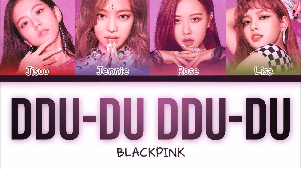 Ddu Du Ddu Du Blackpink (Poster)