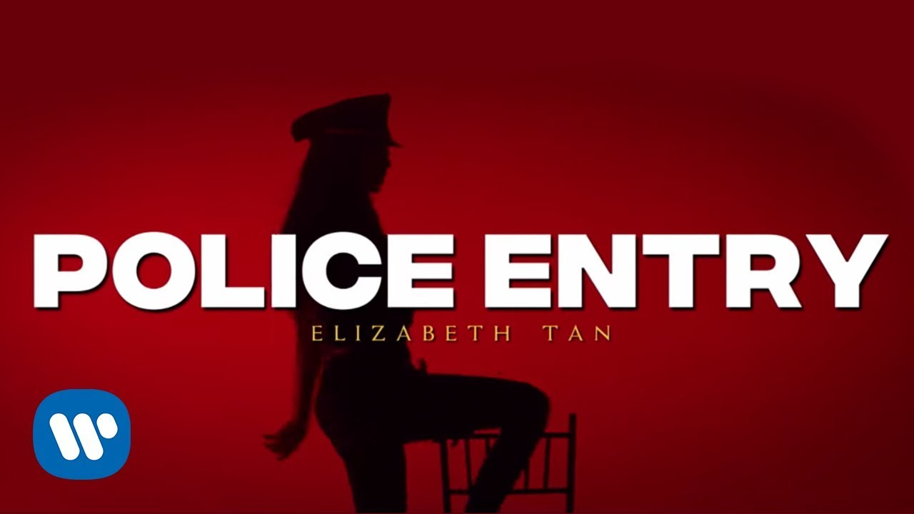 Elizabeth Tan Police Entry