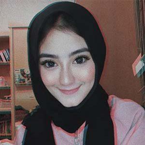 Foto Ghea Youbi Pakai Hijab
