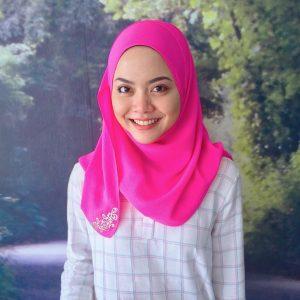 Gadis Cantik Manis Muna Shahirah