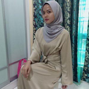 Gadis Comel Taste Aku Muna Shahirah