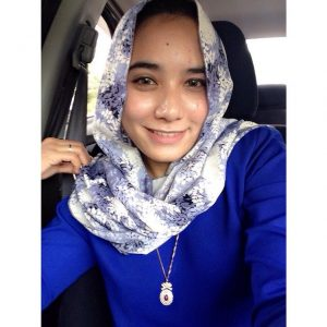 Gadis Malay Jilbab Anna Aljuffrey
