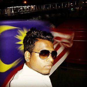 Gaya Anak Malaysia Santesh Kumar
