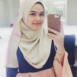 Makeup Sheryl Shazwanie Ala Dato Siti Nurhaliza (Kembar)