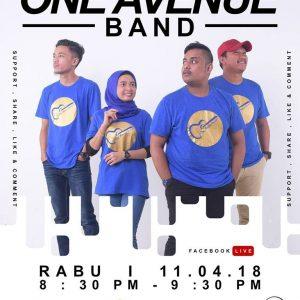 One Avenue Band Kisah Antara Kita
