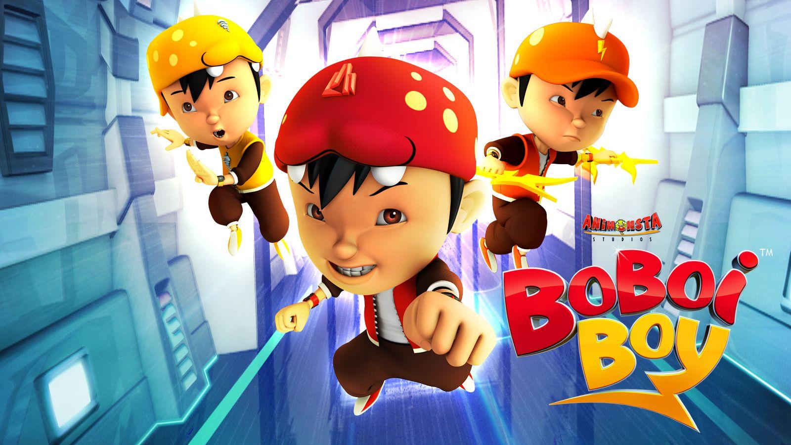 Poster Boboiboy