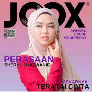Poster JOOX Sheryl Shazwanie