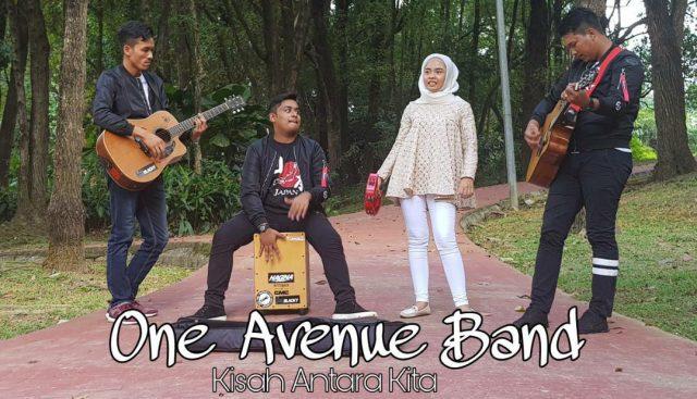 Biodata One Avenue Band, Popular Dengan Lagu Kisah Antara Kita