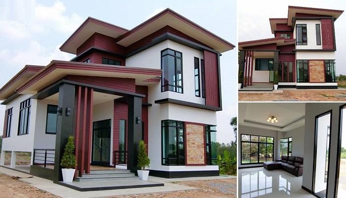 Rumah Banglo Moden Design Cantik