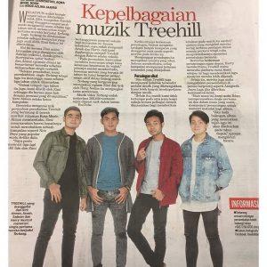 Kumpulan Treehill Dalam Suratkhabar