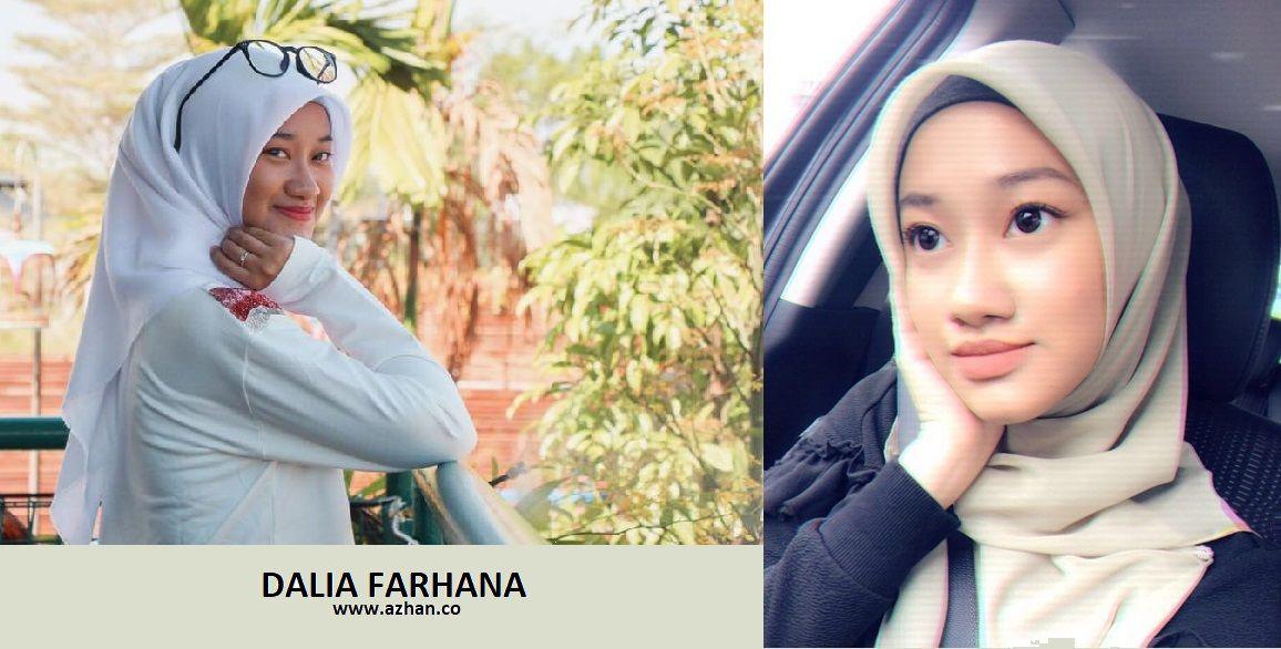 Dalia Farhana Cover Image