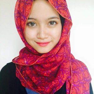 Gambar Yuna Rahim Sewaktu Muda