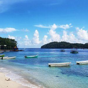 Pemandangan Cantik Pulau Weh Banda Aceh