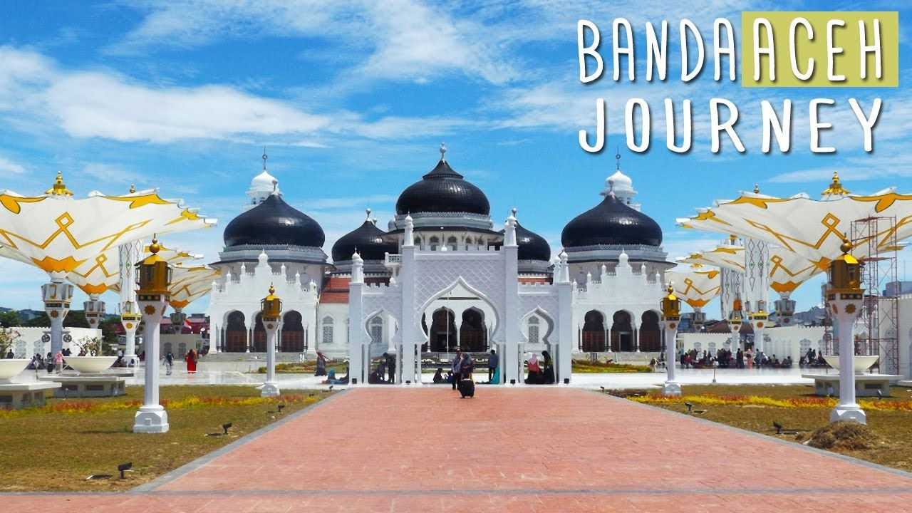 Travel Ke Banda Aceh