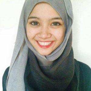 Yuna Rahim Berhijab
