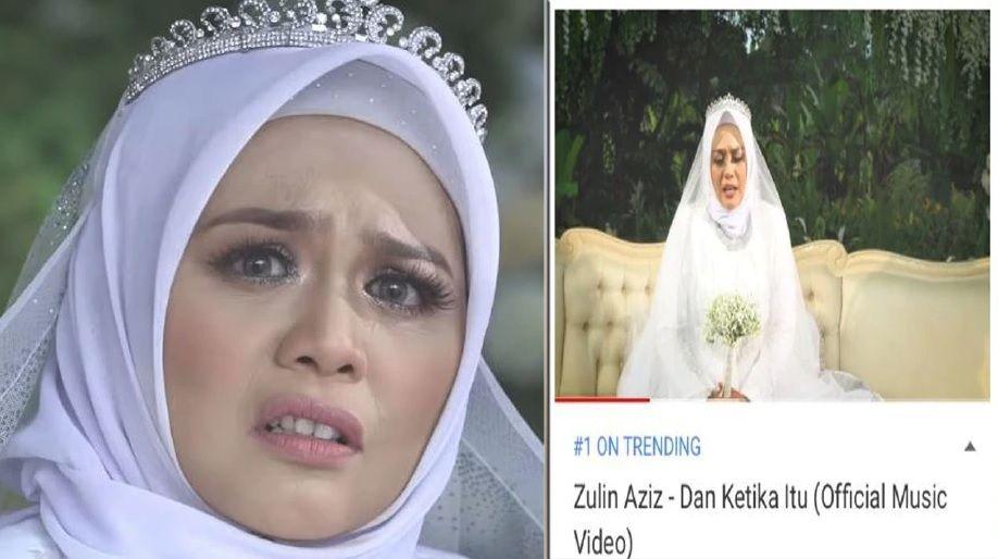 Zulin Aziz Tak Jadi Kahwin