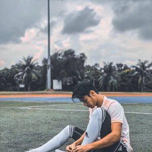 Asyraf Aley Bermain Untuk Kelab Subang United