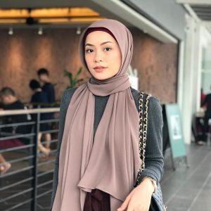 Fesyen Instafamous Syafiqah Aina