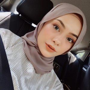 Foto Syafiqah Aina Muka Flawless