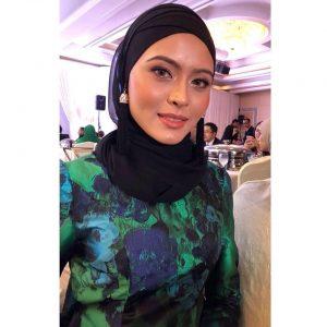 Syida Melvin Bertudung