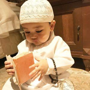 Kanak Kanak Muslim Arif Jiwa Asyraf
