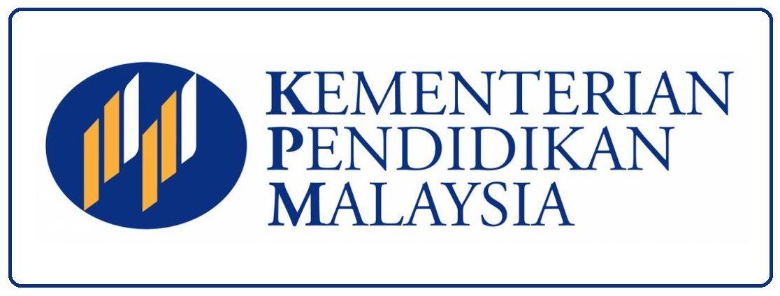 Logo KPM MOE Kementerian Pendidikan Malaysia