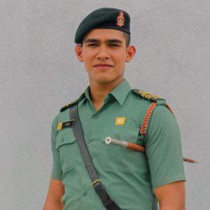 Nafiz Muaz Kadet Malaysia