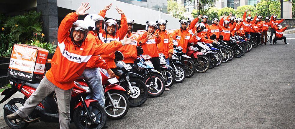Foodpanda Riders Malaysia