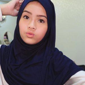 Foto Cupcake Aisyah Ketika Zaman Sekolah