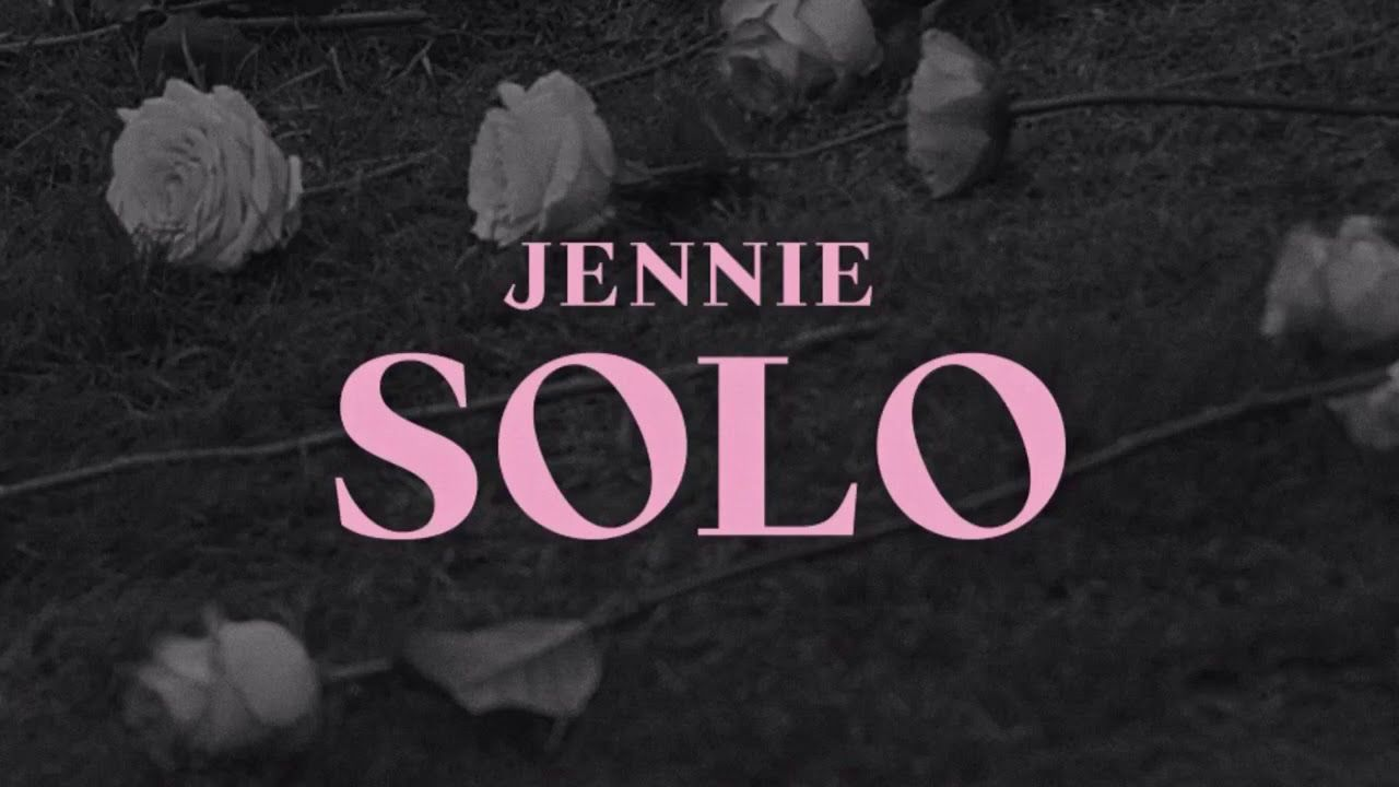 Jennie Solo Cover Album