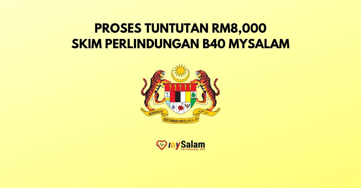 Skim MySalam Insurans B40 Malaysia