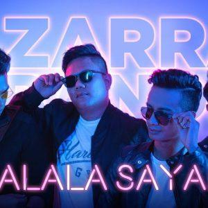 Azarra Band Alalala Sayang
