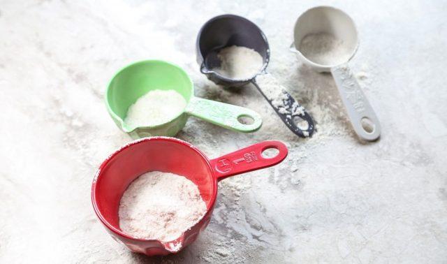 Sukatan Sudu dan Sukatan Cawan Dalam Resepi Masakan