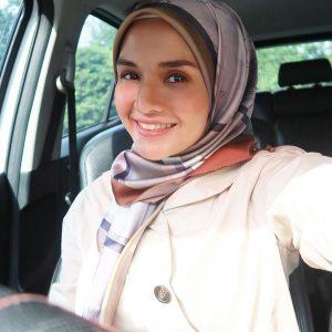 Selfie Comel Husna Mustaffa